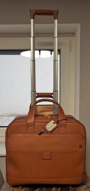 Pilot's Case multicolored leather