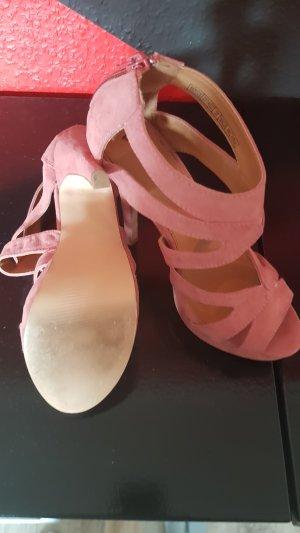 pimki heels rosa rose