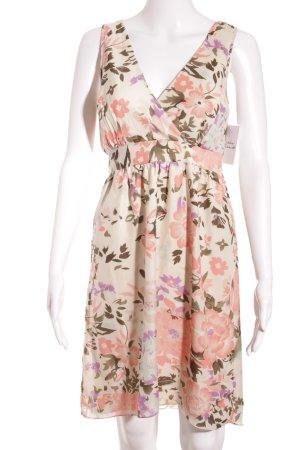 Pimkie A-Linien Kleid Blumenmuster Beach-Look