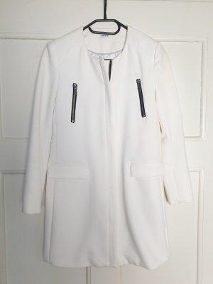 Pimkie Robe manteau blanc