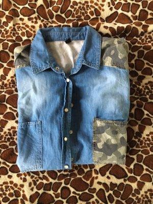 Pimkie Camouflage Bluse