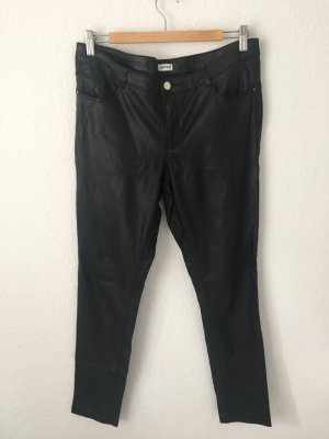 Pimkie Leather Trousers black
