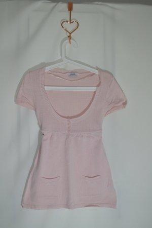 Pimkie Feinstrick Shirt Rosa