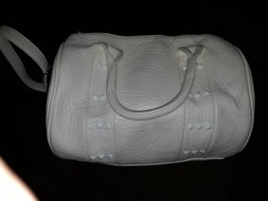 Pimkie Bowling Bag silver-colored-natural white
