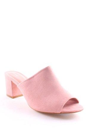 Pimkie High Heel Sandaletten rosa Casual-Look