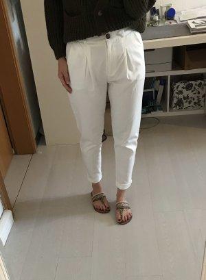 Pimkie Pantalon à pinces blanc