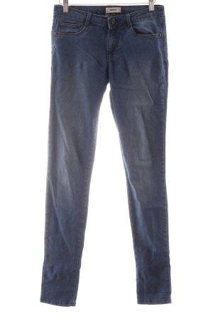 Pimkie Pantalon taille basse bleu clair style mode des rues