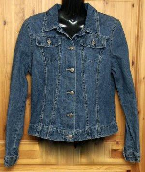 PIMKIE Jeans Jacke Größe 38 Blau