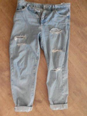 Pimkie Pantalon boyfriend bleu clair