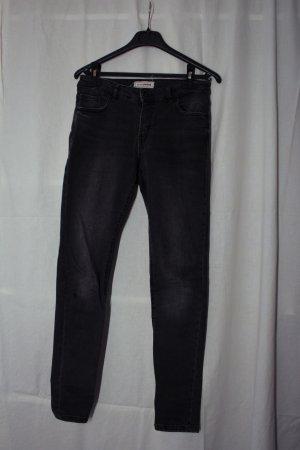 Pimkie Jeans, schwarz-grau