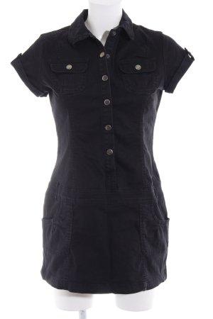 Pimkie Jeanskleid schwarz Casual-Look