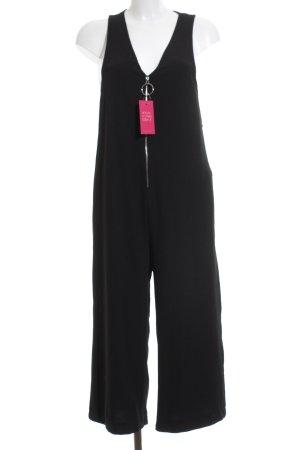 Pimkie Jumpsuit schwarz 90ies-Stil