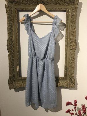Pimkie Kleid neu mit Etikett hellblau Sommer S
