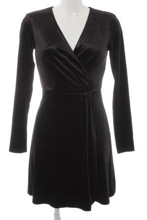 Pimkie Langarmkleid schwarz Elegant