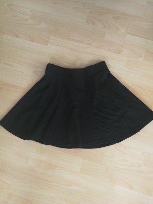Pimkie Mini-Glockenrock schwarz