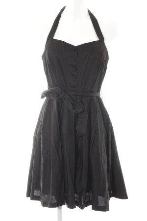 Pimkie Robe dos-nu noir style des années 60