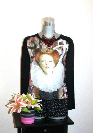 Pimkie Pullover gr.36 Shirt Print Barock