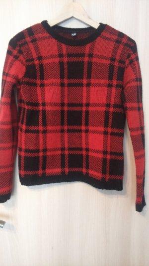 Pimkie Pullover in Karomuster