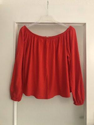 Pimkie Carmen blouse rood