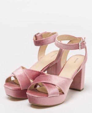 Pimkie Platform Sandals multicolored
