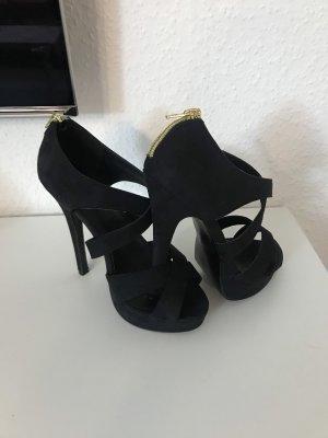 Pimkie Schuhe High Heels in schwarz Neu