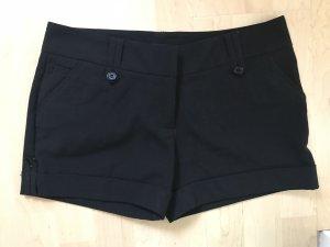 Pimkie Schwarze Hotpants mit Gürtelschlaufen