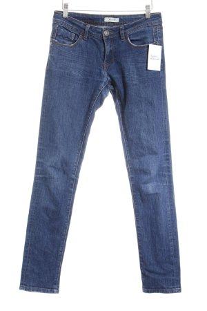 Pimkie Slim Jeans dunkelblau Casual-Look