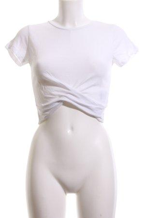 Pimkie T-Shirt weiß Casual-Look