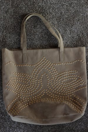 Pimkie Tote beige-gold-colored