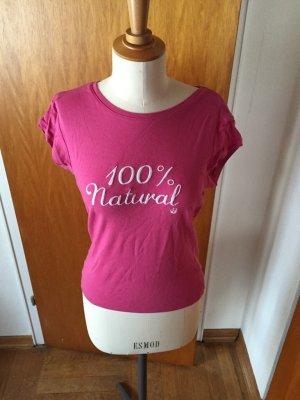 Pimkie wwf tshirt pink 38
