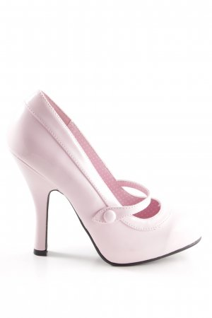 Pin Up Couture Mary Jane pumps roze casual uitstraling