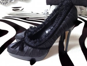 Pin Up Gothic PLEASER Bliss High Heels Pumps Plateau Buffalo – 36