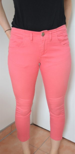Pink - Ankle Jeans - Uk8