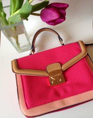 Pink Bag (colourblock)