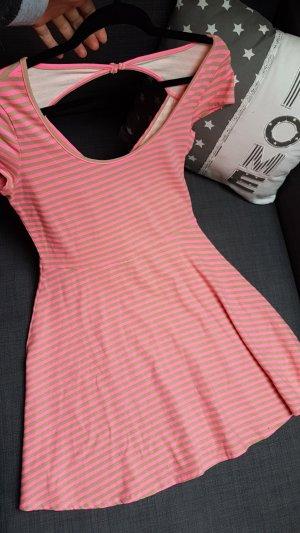 American Eagle Outfitters Mini Abito beige-rosa