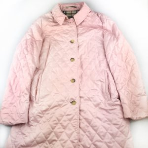 Pink Burberry Jacket