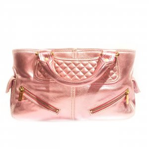 Pink Celine Shoulder Bag
