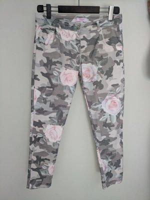 Pink Cherry Hose Camouflage Blumen