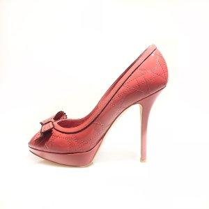 Christian Dior High-Heeled Sandals pink
