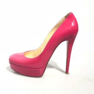 Pink Christian Louboutin High Heel