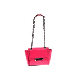 Pink Diane Von Furstenberg Shoulder Bag