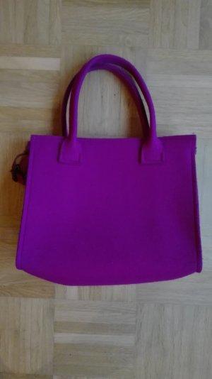 Carry Bag violet-pink
