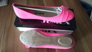 Pink farbene Neue Ballerinas