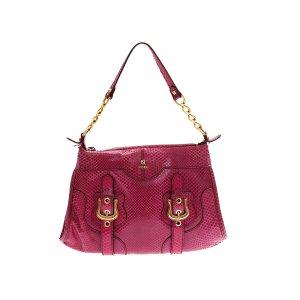 Pink Fendi Shoulder Bag