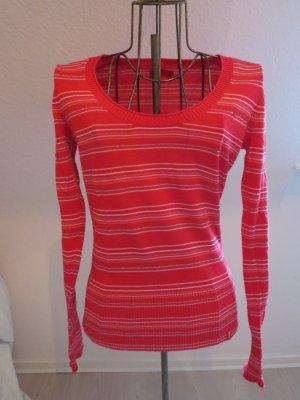 pink gesteifter Pullover von Esprit