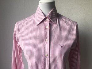 Pink gestreifte Bluse von GANT