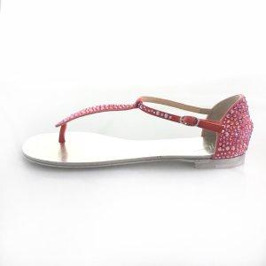 Pink Giuseppe Zanotti Flip Flop