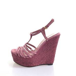 Pink Gucci Sandal