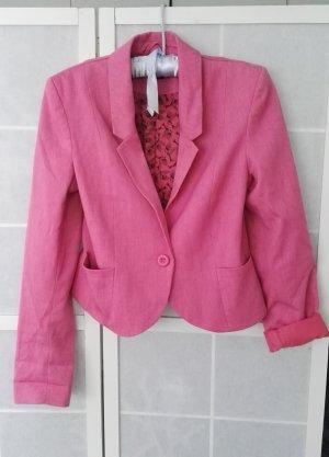 pink H&M Blazer, neuwertig
