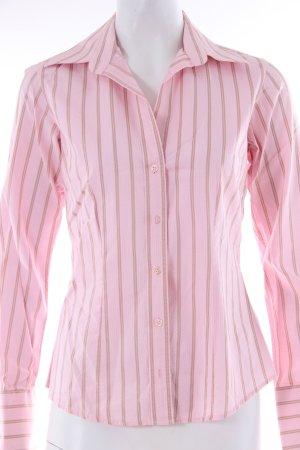 Pink Hemdbluse rosa gestreift